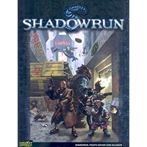 Shadowrun 4th Edition - Catalyst Game Labs