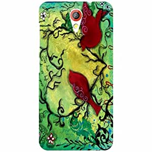 HTC Desire 620G Back Cover - Matte Finish Phone Cover