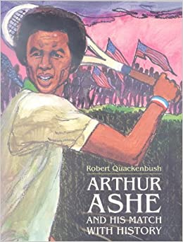 a biography of arthur ashe and his fight with aids A stalwart in the fight against the disease, creating the arthur ashe foundation for the defeat of aids and the arthur ashe arthur ashe his due.