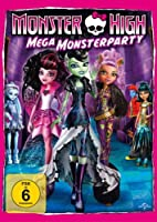 Monster High - Mega Monsterparty