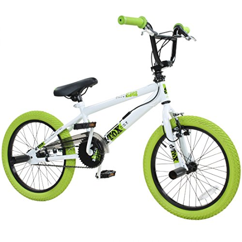 18-BMX-deTOX-Freestyle-Kinder-BMX-Anfnger-ab-120-cm-ab-6-Jahren-Farbeweissgrn