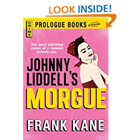 Johnny Liddell's Morgue (Prologue Books)