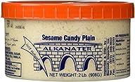 Alkanater Halawa, Sesame Candy 2 Lb (…