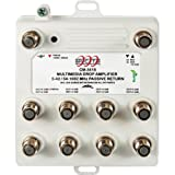 Channel Master 8-way Distribution Amplifier CM-3418by Channel Master