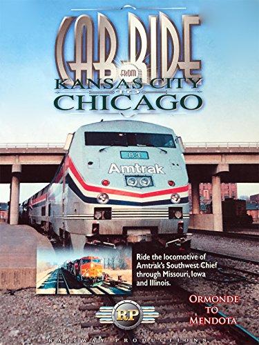 Cab Ride From Kansas City to Chicago-Ormonde to Mendota