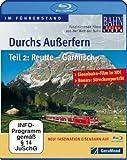 Image de Durchs Außerfern Teil 2 - Reutte - Garmisch [Blu-ray] [Import allemand]