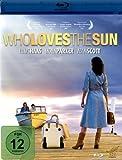 Blu-Ray Cover von Who loves the Sun - Blu-Ray Sonderangebot!