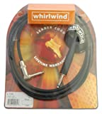 Whirlwind L10R Leader 10-Feet Instrument Cable - Right Angle