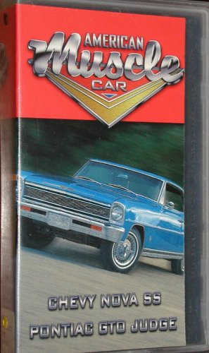 American Muscle Car: Chevy Nova SS, Pontiac GTO
