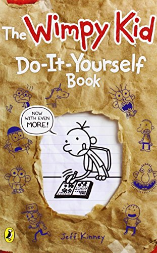 The Wimpy Kid: Do-it-Yourself Book (Diary of a Wimpy Kid) Image