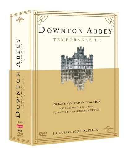 Downton Abbey - Temporadas 1-3 [DVD]