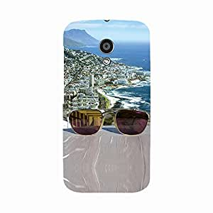 Skintice Designer Back Cover with direct 3D sublimation printing for Universal