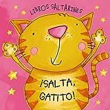 #9: Libros Saltarines. ¡Salta, Gatito! (Castellano – A Partir De 0 Años – Proyecto De 0 A 3 Años – Libros Manipulativos)