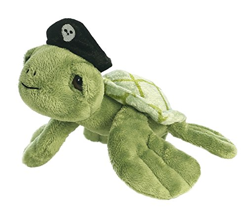 Aurora 0 World Green Turtle Plush