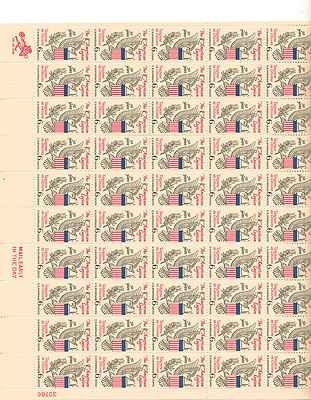 The American Legion Sheet of 50 x 6 Cent US Postage Stamps NEW Scot 1369
