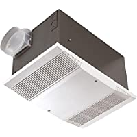 NuTone 70 CFM Ceiling Exhaust Fan with 1500-Watt Heater and Wall Switch