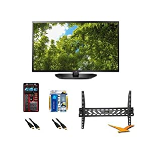 LG 42LN5400 42-Inch 1080p 120Hz Direct LED HDTV Mount Bundle