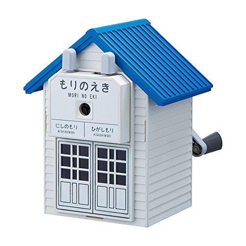カール事務器 手動鉛筆削器 もりのえき ブルー CMS-200-B