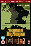 Island Of Dr Moreau [Non USA PAL Format]