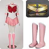 Super Sailor Moon Chibi Usa Sailor Chibi Costumes Set for Cosplay