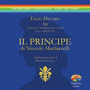 Il Principe [The Prince] Audiobook