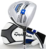 TaylorMade Men's SLDR Stock Golf Driver, Right Hand, Graphite, Regular, 10.5-Degree