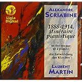 1888-1914 : Itinéraire Pianistique