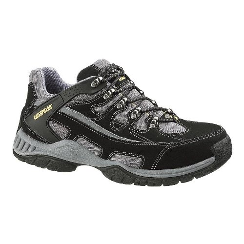Caterpillar Men's WorkSport Oxford Athletic Boot,Black/Charcoal,12 M US
