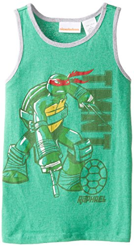 Teenage Mutant Ninja Turtles Big Boys' TMNT Raphael Tank