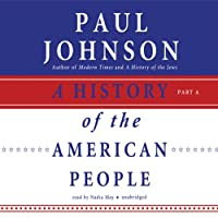 A History of the American People (       UNABRIDGED) by Paul Johnson Narrated by Nadia May