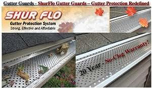 Shur Flo Gutter Guards 225 Amazon Com