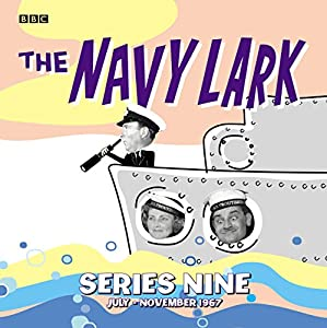 The Navy Lark, Collected Series 9 Audiobook