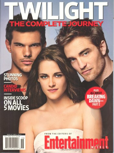 twilight the complete journey entertainment weekly