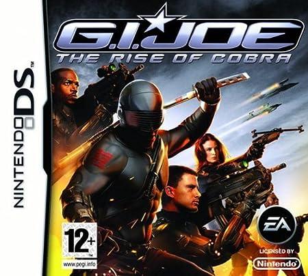 G.I. Joe: The Rise of Cobra (Nintendo DS) (UK)