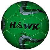HAWK Unisex Rubber Football 5 Green