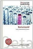 echange, troc Lambert M. Surhone - Bariumoxid