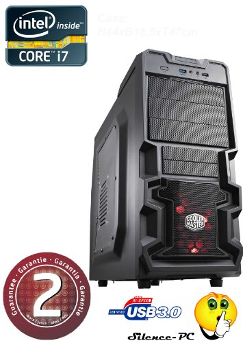 ANKERMANN-PC i7 3770K (4x3,50GHz) | NVIDIA GeForce GTX 660 2048MB | 16GB RAM DDR3 | 2,0TB HDD SATA | MB ASUS P8B75-M USB3.0 | 24xDVD-Writer | Netzteil Coolermaster GX 600Watt | Case Coolermaster K380 | Win 7 PROF. 64 Bit | PC mit 2 Jahre echte GARANTIE