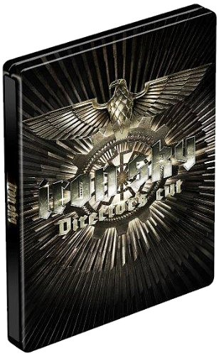 Iron Sky: DIRECTOR'S CUT (STEELBOOK BLU-RAY/DVD COMBO) (Iron Sky Blu Ray compare prices)