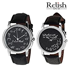 Relish Analog Watches Combo for Men - 604C