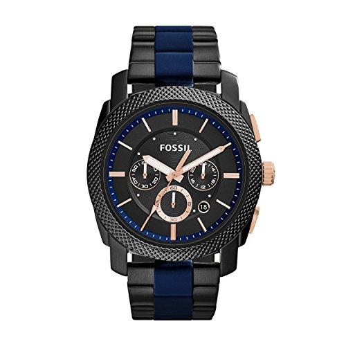 17f9a378b771 FOSSIL Machine - Reloj de pulsera ...