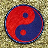 AWMA Yin &#038; Yang Red Blue Patch