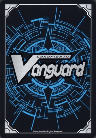 Cardfight!! Vanguard Tcg - Sharp Point Revenger, Shadow Lancer (Bt15/046En) - Booster Set 15: Infinite Rebirth front-1061441