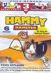 Hammy Hamster: Hammy the Hamster