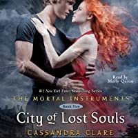 City of Lost Souls: Mortal Instruments, Book 5 (       UNABRIDGED) by Cassandra Clare Narrated by Molly C. Quinn