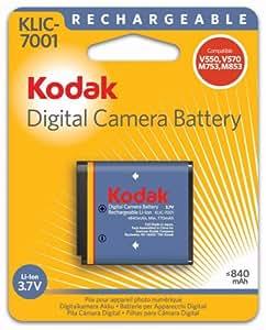 Kodak KLIC-7001 Batterie lithium-ion pour Appareil photo numérique