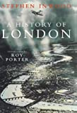 img - for A History of London by Stephen Inwood (1998-08-21) book / textbook / text book