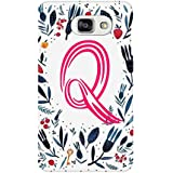 AMAN Pattern Q 3D Back Cover For Samsung Galaxy A7 2016