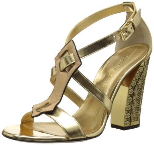 Casadei - Sandali 5167S126, Donna, Oro (dorado), 41.5