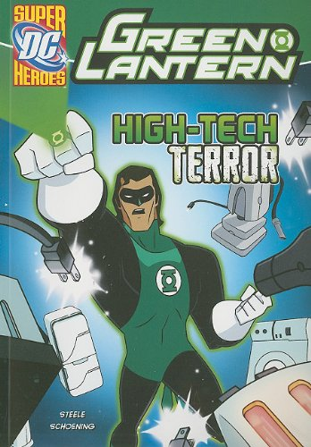 High-tech Terror (Dc Super Heroes)