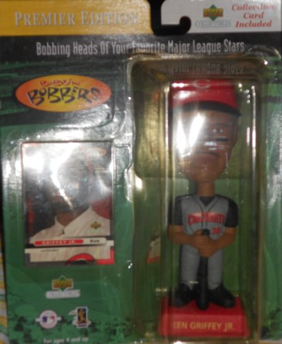 2000 Upper Deck Collectibles Bobbin' Bobbers Ken Griffey, Jr. Bobbing Head Doll